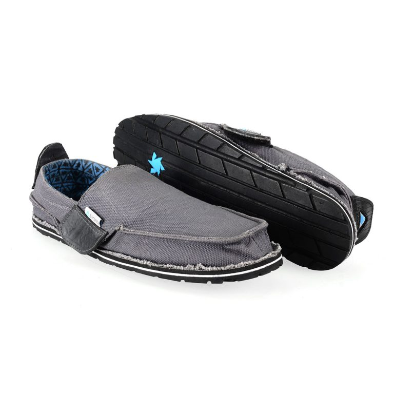 SHOEDAL-GRAY-WITH-VELCRO